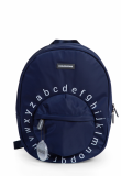 Childhome Detský batoh Kids School Backpack Navy White